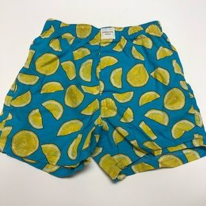 American Eagle Lemon Print Boxers